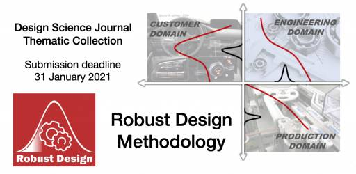 Robust Design Methodology